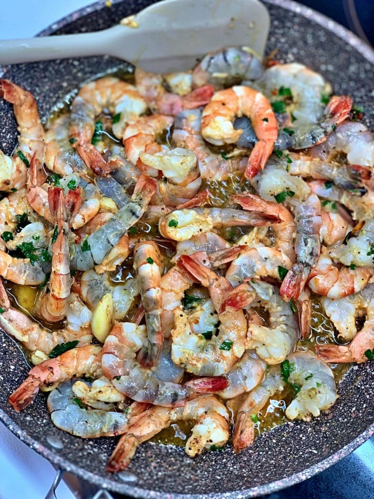 How to cook prawns and shrimps
