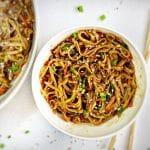 asian stir fry vegetables noodles recipe