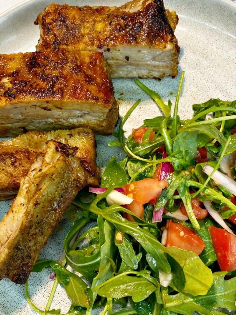 juicy tender pork ribs recipe