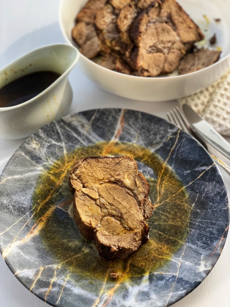 slow braised pork recipe